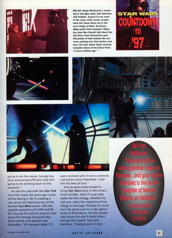 Scifi Universe nr 1 - 1994  - Sida 10
