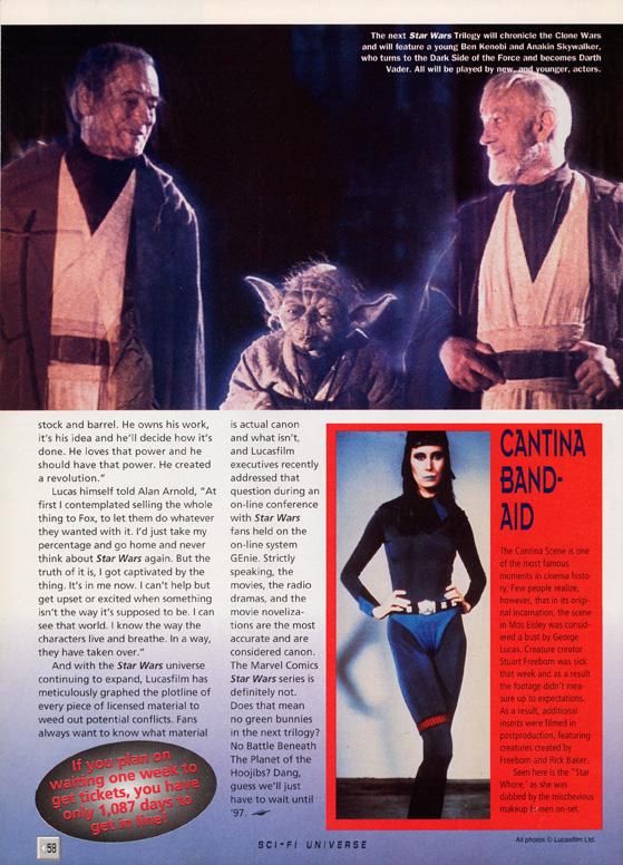 Scifi Universe nr 1 - 1994  - Sida 11