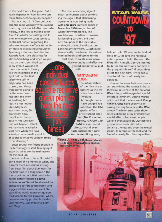Scifi Universe nr 1 - 1994  - Sida 5