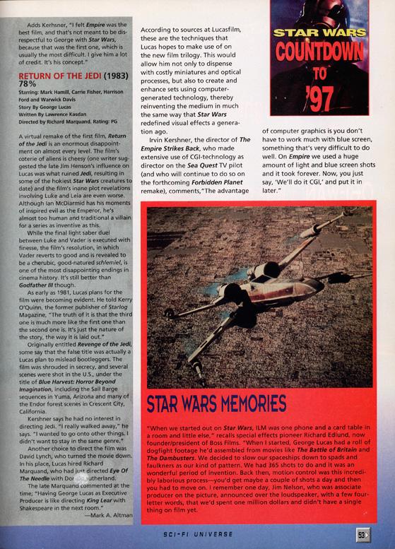 Scifi Universe nr 1 - 1994  - Sida 7
