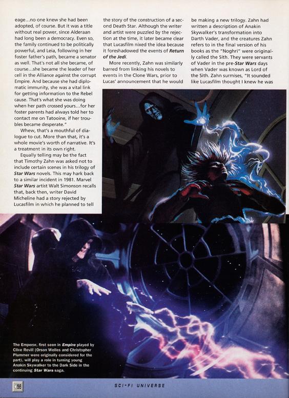 Scifi Universe nr 1 - 1994  - Sida 9
